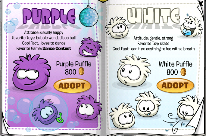 how to get a gold puffle on club penguin rewritten